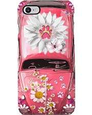 Dogs Lovers Vw Bug Phone Case i-phone-8-case