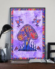 Psychedelic Mushroom 16x24 Poster lifestyle-poster-2