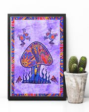 Psychedelic Mushroom 16x24 Poster lifestyle-poster-8