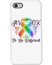 It's Ok To Be Different Phone Case thumbnail