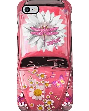 Dragonfly Pink Lovers Vw Bug Phone Case i-phone-8-case