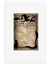In My Witch House 11x17 Poster front