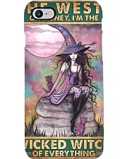 Wicked Witch Of Everything Phone Case thumbnail