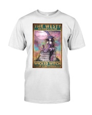 Wicked Witch Of Everything Classic T-Shirt thumbnail