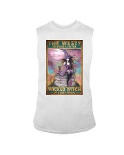 Wicked Witch Of Everything Sleeveless Tee thumbnail