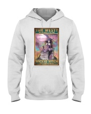 Wicked Witch Of Everything Hooded Sweatshirt thumbnail