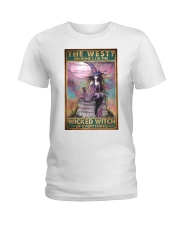 Wicked Witch Of Everything Ladies T-Shirt thumbnail