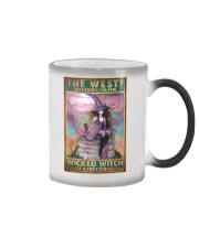 Wicked Witch Of Everything Color Changing Mug thumbnail
