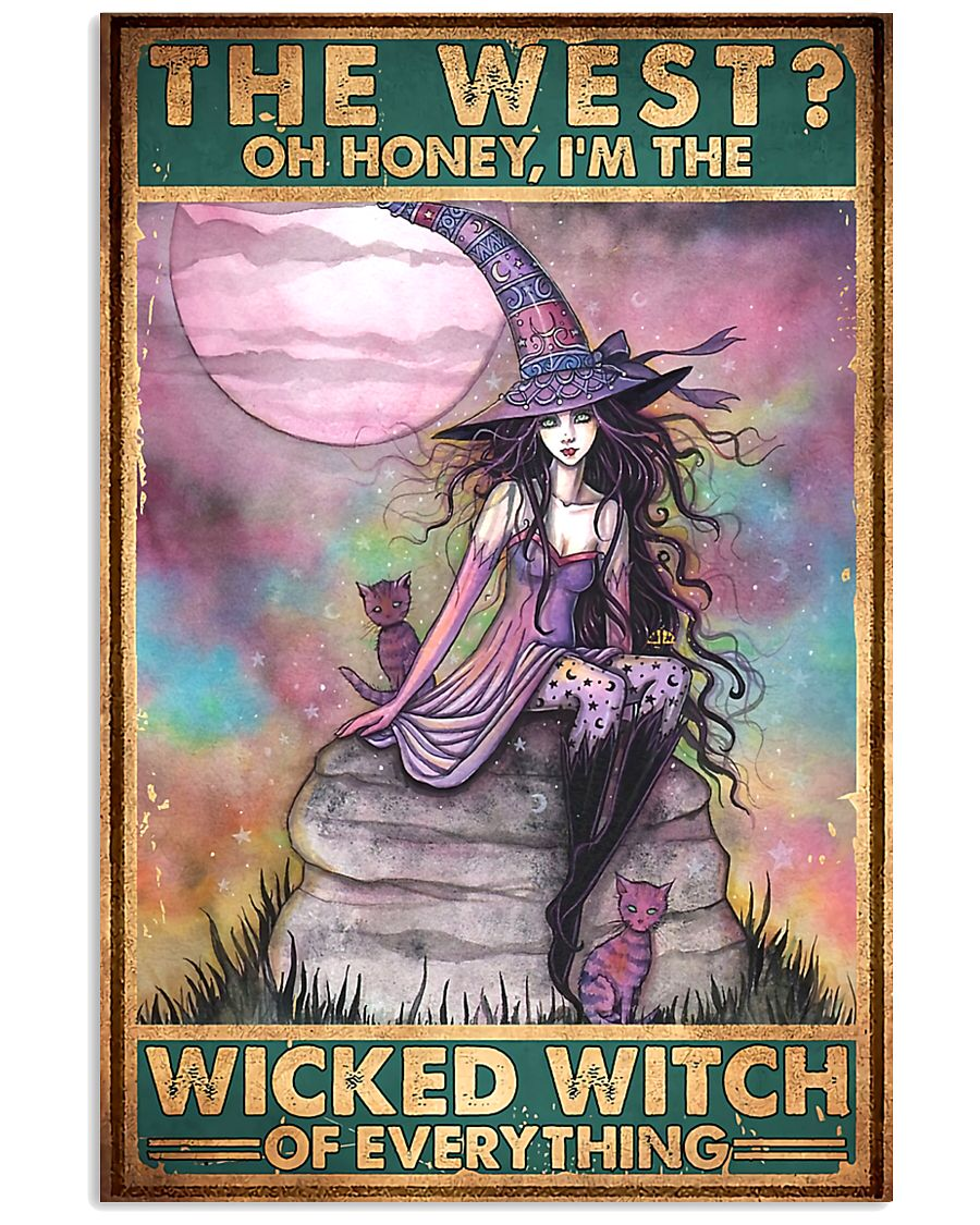 Wicked Witch Of Everything 11x17 Poster
