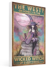 Wicked Witch Of Everything 16x24 Gallery Wrapped Canvas Prints thumbnail