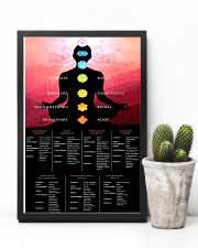 Inspirational Mediation 16x24 Poster lifestyle-poster-8