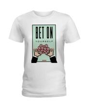 Monopoly Game BET ON Ladies T-Shirt thumbnail