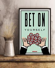 Monopoly Game BET ON 11x17 Poster lifestyle-poster-3