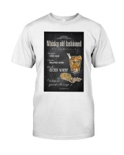Old Fashioned Whiskey Classic T-Shirt thumbnail