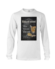 Old Fashioned Whiskey Long Sleeve Tee thumbnail