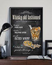Old Fashioned Whiskey 11x17 Poster lifestyle-poster-2
