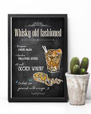 Old Fashioned Whiskey 11x17 Poster lifestyle-poster-8