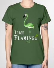 Irish Flamingo Ladies T-Shirt garment-tshirt-ladies-front-01