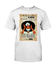 I Am The Daughter Of The King Classic T-Shirt thumbnail