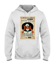 I Am The Daughter Of The King Hooded Sweatshirt thumbnail