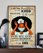 I Am The Daughter Of The King 11x17 Poster lifestyle-poster-2