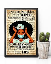 I Am The Daughter Of The King 11x17 Poster lifestyle-poster-8