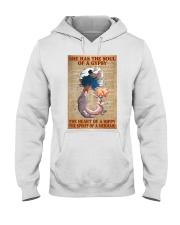 Hippie Mermaid Hooded Sweatshirt thumbnail
