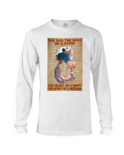 Hippie Mermaid Long Sleeve Tee thumbnail