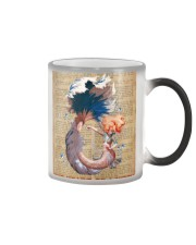Hippie Mermaid Color Changing Mug thumbnail