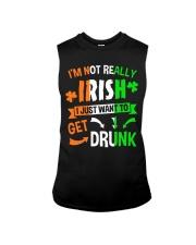 Irish Drunk Sleeveless Tee thumbnail