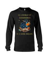 Be A Book Dragon Long Sleeve Tee thumbnail