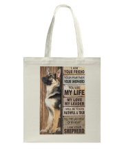 I Am Your Friend Tote Bag thumbnail