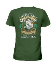 Better Man Ladies T-Shirt thumbnail