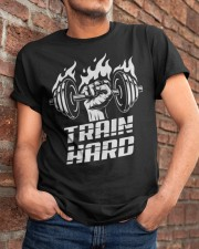 Train Hand Classic T-Shirt apparel-classic-tshirt-lifestyle-26