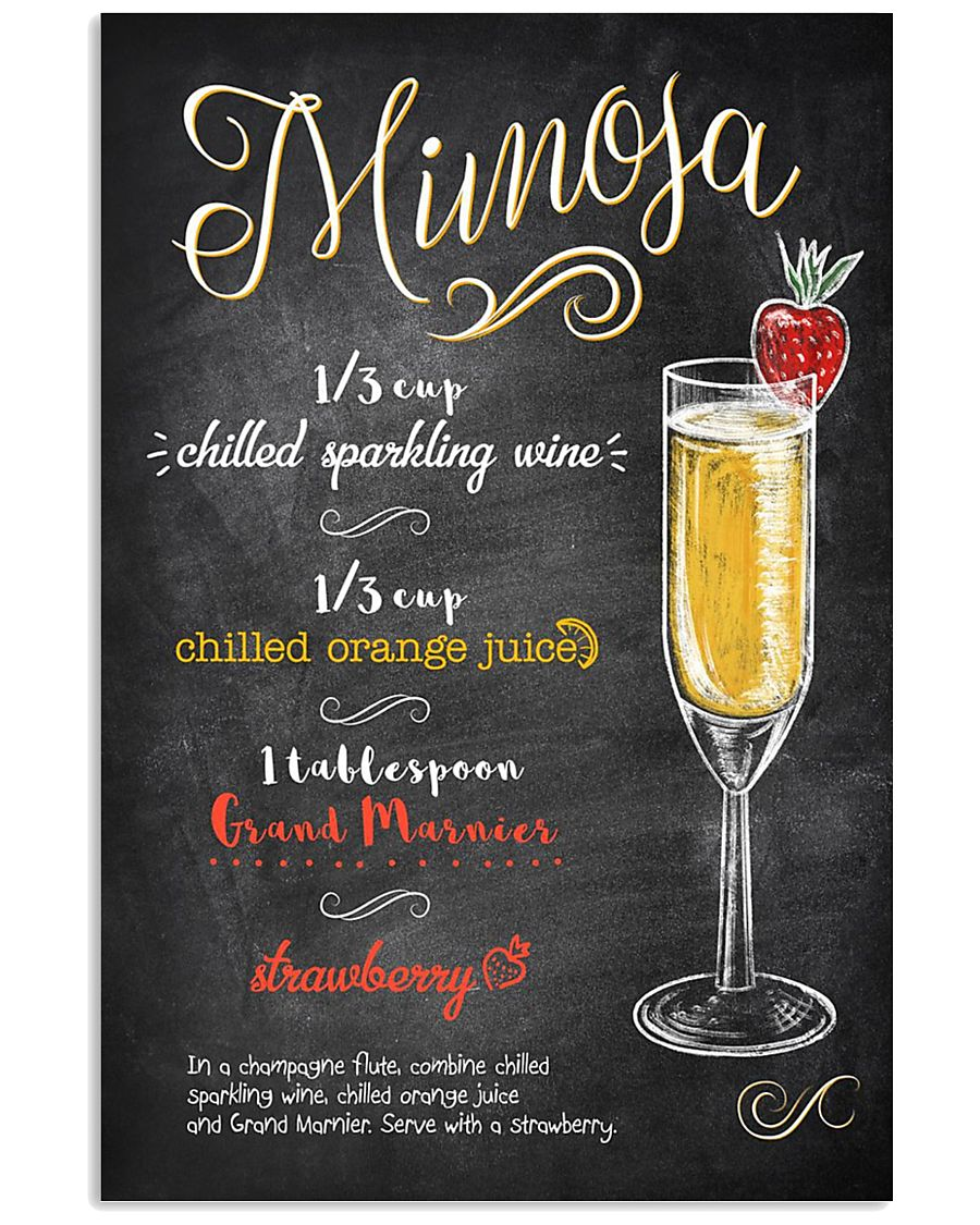 Mimosa 11x17 Poster