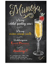 Mimosa 11x17 Poster front