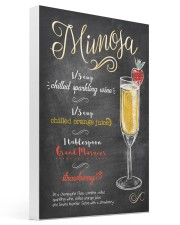 Mimosa 16x24 Gallery Wrapped Canvas Prints thumbnail