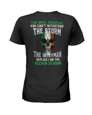 What The Storm Reply Ladies T-Shirt thumbnail