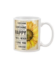 My Sunshine Mug tile