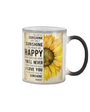 My Sunshine Color Changing Mug thumbnail