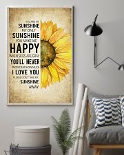 My Sunshine 16x24 Poster lifestyle-poster-1