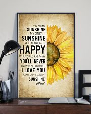 My Sunshine 16x24 Poster lifestyle-poster-2