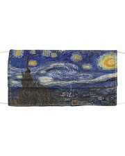 Starry Night Cloth face mask front
