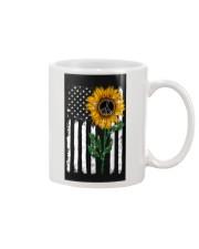 Peace Sunflower Mug tile