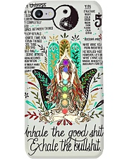 Inhale and Exhale Phone Case thumbnail