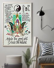 Inhale and Exhale 16x24 Poster lifestyle-poster-1