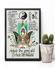 Inhale and Exhale 16x24 Poster lifestyle-poster-8