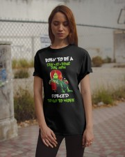 Born To Be A Stay-At-Home Classic T-Shirt apparel-classic-tshirt-lifestyle-18