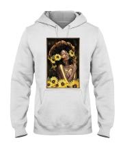 Black Queen Girl Art Hooded Sweatshirt thumbnail