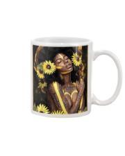 Black Queen Girl Art Mug thumbnail